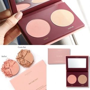 Wander Beauty - Trip For Two Blush & Bronzer Duo